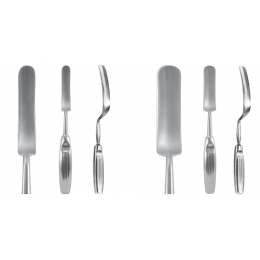 breisky vaginal speculum 100x20mm