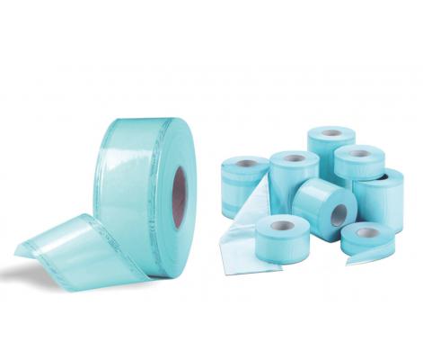 paper-plastic sleeves for sterilization 10cm x 200m