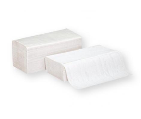 towel for dispenser z-fold, standard white 200