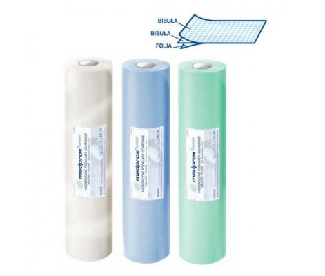 mustaf towels roll 38x50, 80 pieces blue