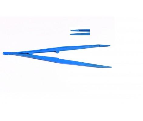 Pinceta jednorazowa, sterylna, 250 mm