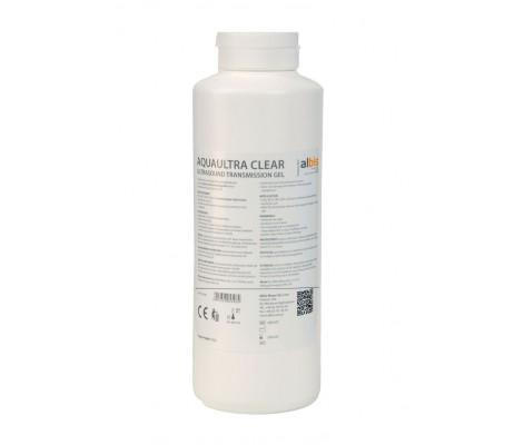 Żel do usg 0,5 kg Ultragel  Clear Wyprodukowano dla Albis