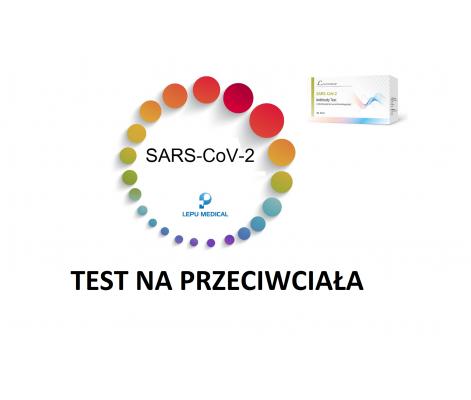 SARS-CoV-2 Test na przeciwciała. PROMOCJA. PRZY ZAKUPIE 20 SZTUK, CENA 49 BRUTTO/SZTUKA.